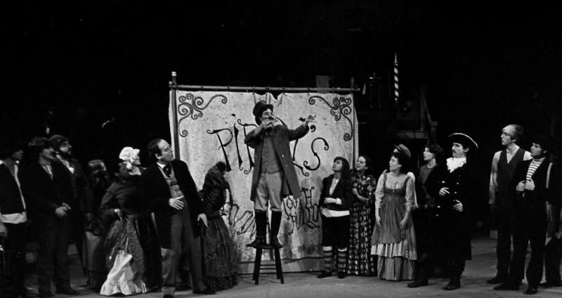 1983-84: Sweeney Todd