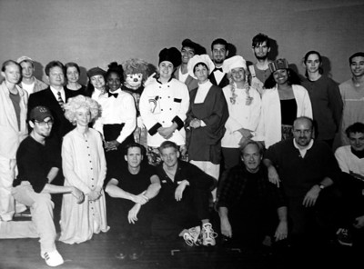 2000-01: Vignettes of the Deaf Character and the Fallout Shelter