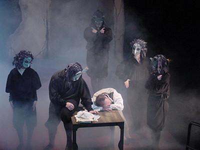 2001-02: Goya en la Quinta del Sordo (original)