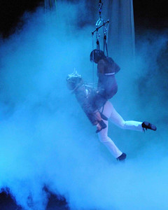 December 2008: The Snow Queen (and aerial workshop)